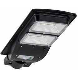 Naświetlacz solarny Street IP65 z czujnikiem ruchu LED Polux (5901508315502)