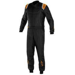 Kombinezon kartingowy  kmx-9 - czarno / pomarańczowy \ 46 od producenta Alpinestars