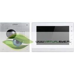 Wideodomofon IP DAHUA VTK-VTO2000A-2-VTH1550CHW-2(S) Natynkowy