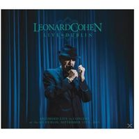 Cohen Leonard - Live In Dublin [3CD+BluRay]