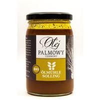 BIO Olej palmowy czerwony na zimno tłoczony 250 ml