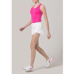 Nike Performance Spódnica sportowa white/black