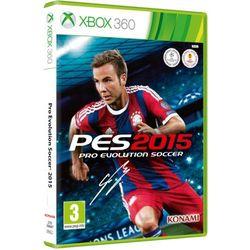Pro Evolution Soccer 2015 (gra przeznaczona na Xbox'a)