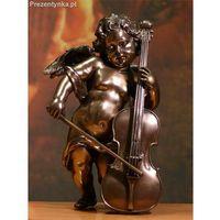 Anioł cherubinek z wiolonczelą od producenta Genesis