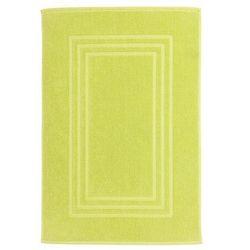 Dywanik łazienkowy Palmi bawełniany 50 x 80 cm zielony, 710195