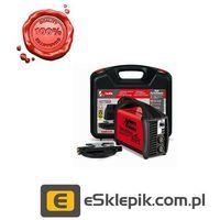 Telwin TECNICA 211/S + ACX + walizka plastik - inwertor spawalniczy MMA/TIG