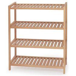Drewniany stojak na buty Arend, V-CH-ST_8-STOJAK