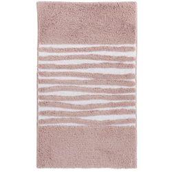 Dywanik łazienkowy Aquanova Morgan dusty pink, MORBM-87