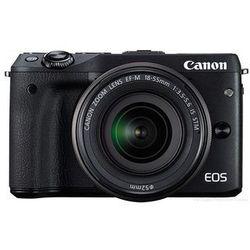 Canon EOS M3 [zasilanie: akumulator]