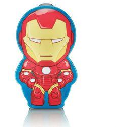 DISNEY - Lampka przenośna na baterie LED Iron Man Wys.9,2cm (8718696126295)