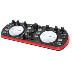 Domowy kontroler DJ KRUGER&MATZ DJ001 + DARMOWY TRANSPORT! + Zamów z DOSTAWĄ JUTRO!, towar z kat