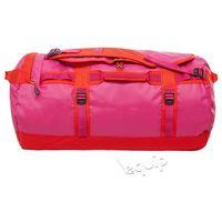 Torba podróżna  base camp duffel m ii - fuchsia pink/fiery red od producenta The north face