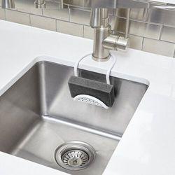 - uchwyt na akcesoria do mycia sling - biały marki Umbra
