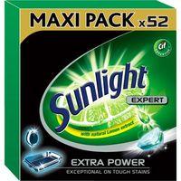 Unilever SUNLIGHT Tabletki do zmywarek (668845) Darmowy odbiór w 20 miastach! (8710908668845)