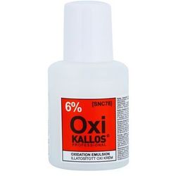 Kallos  oxi kremowy utleniacz 6%.