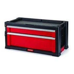 Skrzynia na narzędzia Keter 17199303 Czarny/Szary /Czerwony