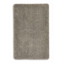 Dywanik łazienkowy z efektownej przędzy brunatny marki Bonprix