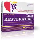 Olimp laboratories Trans resveratrol 200+ mikronizowany x 30 kapsułek (5901330038808)