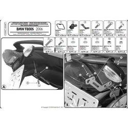 Kappa Stelaż Kufrów Bocznych Bmw KLX687 F 800S-F 800ST (06-08) - oferta [25944e709725a53b]