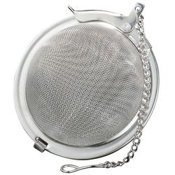 Zaparzacz do herbaty kulka z łańcuszkiem Kuchenprofi 6,5cm