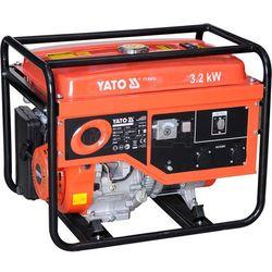 Agregat prądotwórczy 3.2kw / YT-85434 / YATO - ZYSKAJ RABAT 30 ZŁ