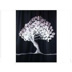 Zasłona prysznicowa bisk bonsai 04441 marki Bisk®