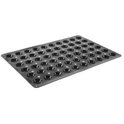 Forma silikonowa do pieczenia 600 x 400 mm, 60 x mini tartelette | , 676240 marki Hendi