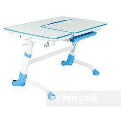 Amare Blue - Ergonomiczne, regulowane biurko dziecięce FunDesk - ZŁAP RABAT: KOD50, FD-AMARE-BLUE