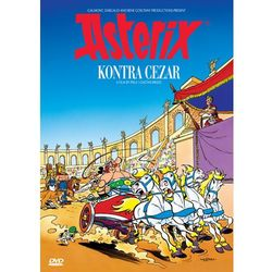 Asterix Kontra Cezar. DVD