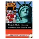 Macmillan Cultural Readers 4: The United States of America with CD (94 str.)