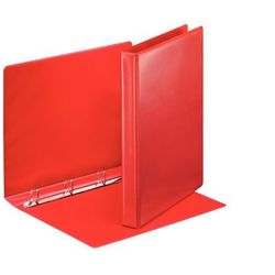 Segregator ofertowy essentials 49756 a4/38/4ringi czerwony marki Esselte