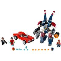 Lego SUPER HEROES Iron man detroit steel.atakuje iron man: detroit steel.strikes 76077