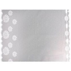 Firana Mia 60 cm biała na mb (3663602213574)