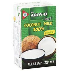 Mleko kokosowe 250 ml Aroy-D - produkt z kategorii- Kuchnie świata