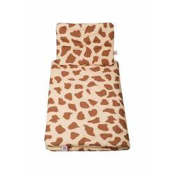 Pościel żyrafa 95x75cm+30x40cm 6y38b4 marki Le pampuch