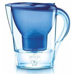 maxtra dzbanek filtrujący marella cool memo niebieski, 2,4 l marki Brita