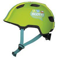 Scott Kask  chomp green stripe - zielony