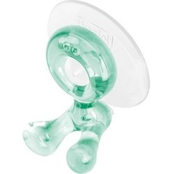Koziol Uchwyt na szczoteczkę do zębów tommy transparentny jadeit (4002942431641)