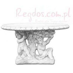 Mebel ogrodowy z betonu, stół ogrodowy - produkt z kategorii- Stoły ogrodowe
