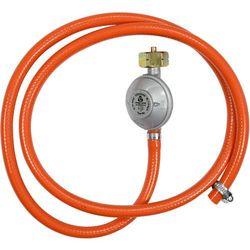 Vorel Reduktor gazowy z wężem 1,5m do podłączenia butli gazowej z grillem, kuchenką, piecykiem itp. 99671 - zyskaj rabat 30 zł