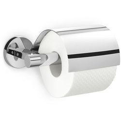 Wieszak na papier toaletowy z klapką Zack Scala połysk