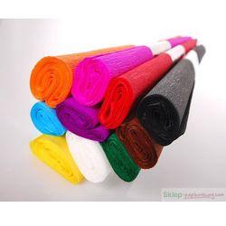 Krepina SOLALI - jasno pomarańczowa (11) op.10 oferta ze sklepu Sklep papierniczy