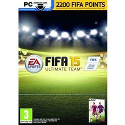 Karta Pre-paid FIFA 15 2200 Points z kategorii Kody i karty pre-paid