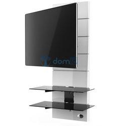 Półka pod TV z maskownicą GHOST DESIGN 3000 z rotacją, Meliconi s.p.a.
