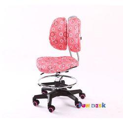 Fundesk Sst6 pink fotel ortopedyczny