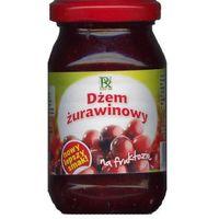 Dżem żurawinowy Słodzony Fruktozą 190g - Radix, towar z kategorii: Dżemy i konfitury
