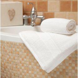 Dekoria Ręcznik Evora biały, 70x140 cm