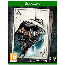 Batman Return to Arkham, gra na XOne
