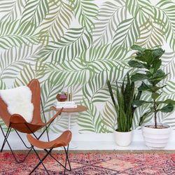 Szablon malarski wielokrotny // palma tropikalna #3 marki Nakleo
