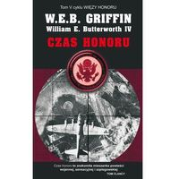 Czas honoru - Griffin W.E.B., E.Butterworth.IV William, oprawa broszurowa